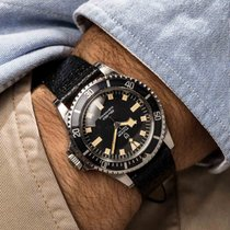 Tudor Steel Automatic Black 40mm pre-owned Submariner