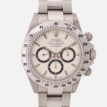 Rolex Daytona Steel 40mm Champagne