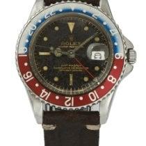 Rolex GMT-Master 1675 Fair Steel 40mm Automatic