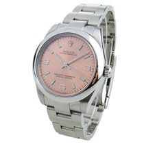 Rolex Oyster Perpetual 31 Acier 31mm Rose