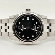 Tudor Glamour Date Steel 36mm Black United States of America, Washington