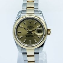 Rolex Lady-Datejust Or/Acier 26mm Champagne France, Paris