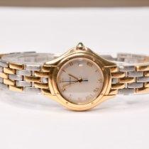 Cartier Cougar Золото/Cталь 26mm Cерый