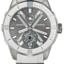 Ulysse Nardin Marine 1183-170LE-3/90-ANT New Titanium 44mm Automatic United States of America, Florida, Hollywood
