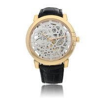 Harry Winston Rose gold Automatic 450 pre-owned United States of America, New York