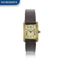 Cartier Tank (submodel) Silver 28mm Manual winding United States of America, New York