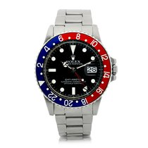 Rolex GMT-Master Steel Black United States of America, New York
