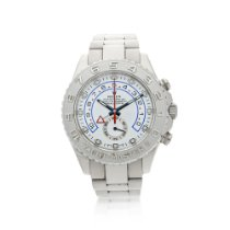 Rolex White gold Automatic White pre-owned Yacht-Master II