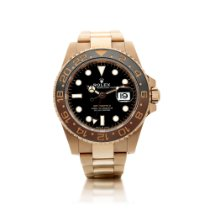 Rolex GMT-Master II 126715 Rose gold Automatic United States of America, New York