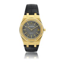 Audemars Piguet Royal Oak Or jaune Noir