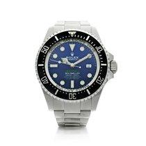 Rolex Sea-Dweller Deepsea Steel United States of America, New York