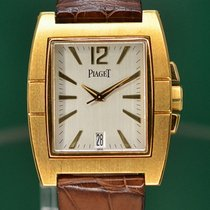 Piaget Upstream Yellow gold 33mm Silver