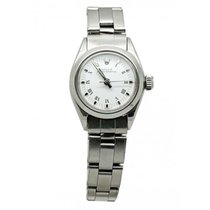 Rolex Oyster Perpetual Sehr gut Stahl 26mm Automatik