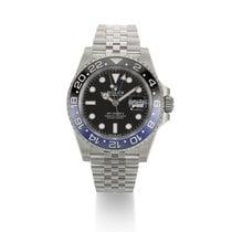 Rolex GMT-Master Steel 40mm Black United States of America, New York