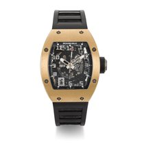 Richard Mille Rose gold 48mm Automatic RM 010