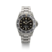 Rolex Sea-Dweller Steel Black