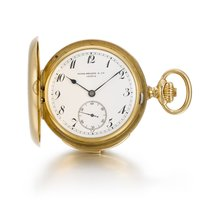 Patek Philippe Minute Repeater Blanc Arabes