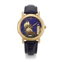 Ulysse Nardin San Marco Cloisonné Pозовое золото 40mm