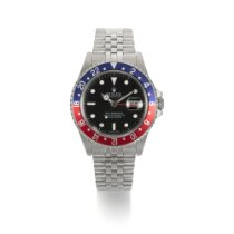 Rolex Steel 2004 GMT-Master II 40mm United States of America, New York