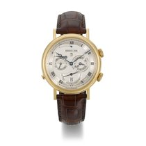 Breguet Classique Rose gold 40mm Silver United States of America, New York
