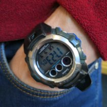 Casio Пластик 43mm Кварцевые 2453 G-3010 подержанные Россия, Самара