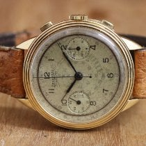 Eberhard & Co. Extra-Fort Yellow gold 39mm White No numerals