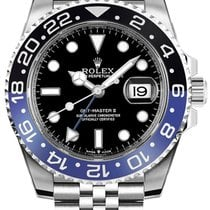 Rolex GMT-Master II Steel 40mm Black No numerals United States of America, New Jersey, Edgewater