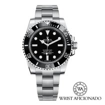 Rolex Submariner Date Steel 41mm Black No numerals United States of America, New York, New York