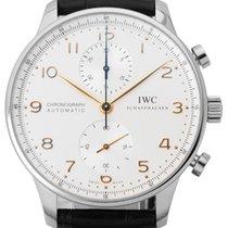 IWC Portugieser Chronograph Stahl 41mm Deutschland