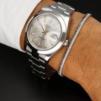 Rolex Datejust II Acciaio 41mm Argento Senza numeri Italia, Cascina Fraz. Navacchio (PI)