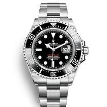 Rolex Sea-Dweller 4000 Steel 43mm Black No numerals United States of America, Georgia, Alpharetta
