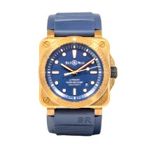 Bell & Ross BR 03 Bronze 42mm Blue No numerals United States of America, Arizona, Scottsdale