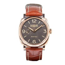 Panerai Radiomir 1940 3 Days Automatic pre-owned 45mm Brown Crocodile skin