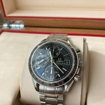 Omega Speedmaster Date Steel 39mm Black No numerals United States of America, California, Los Angeles