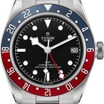 Tudor Black Bay GMT Steel 41mm Black No numerals United States of America, Georgia, Alpharetta