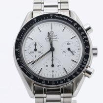 Omega Speedmaster Reduced Steel 39mm White No numerals United Kingdom, Kings Langley