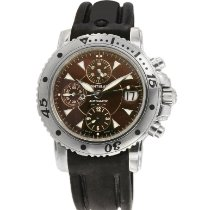 Montblanc Sport Steel 41mm Brown No numerals United States of America, New York, New York