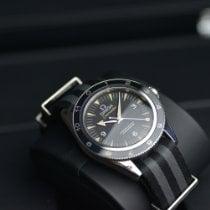 欧米茄 Seamaster 300 钢 41mm 黑色 阿拉伯数字