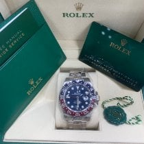 Rolex GMT-Master II new 2020 Automatic Watch with original box and original papers 126719BLRO