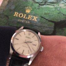 Rolex Oyster Precision Acier 34mm Argent Sans chiffres France, Les Fourgs