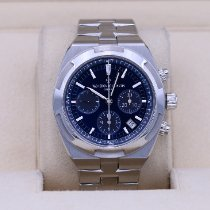 Vacheron Constantin Overseas Chronograph Steel 42.5mm Blue No numerals United States of America, Tennesse, Nashville