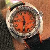 Doxa Sub Acier Orange France, Toulon
