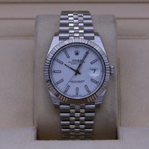 Rolex Datejust Steel 41mm White No numerals United States of America, Tennesse, Nashville