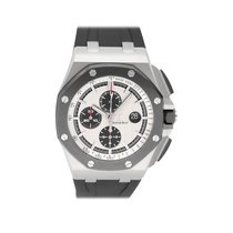 Audemars Piguet 26400SO.OO.A002CA.01 Steel Royal Oak Offshore Chronograph 44mm pre-owned United States of America, Pennsylvania, Bala Cynwyd