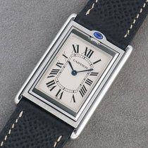 Cartier Tank Américaine pre-owned Silver
