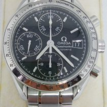 Omega Speedmaster Date 3513.50 Good Steel 39mm Automatic