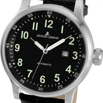 Jacques Lemans Sport Porto Steel