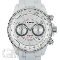 Chanel J12 Céramique 41mm Blanc