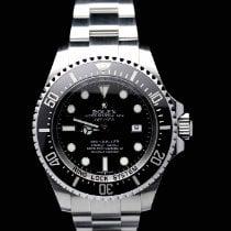 Rolex Sea-Dweller Deepsea Staal 44mm Zwart Geen cijfers Nederland, Wageningen