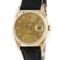Rolex 16238G Or jaune Datejust